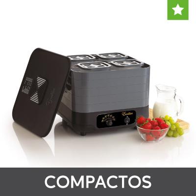 Deshidratadores compactos
