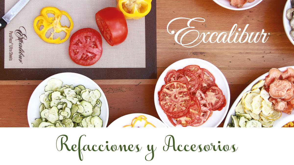 Accesorios y Refacciones Exaclibur
