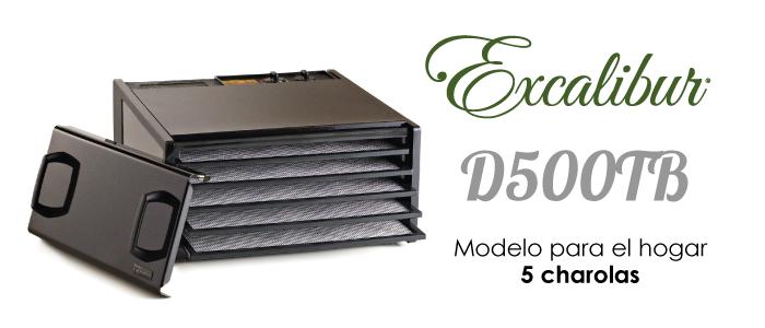 Deshidratador D500TB