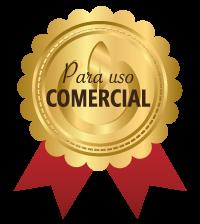 sello Uso Comercial