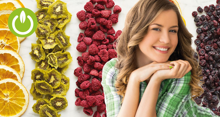Cómo las frutas deshidratadas te ayudarán a comer más sano